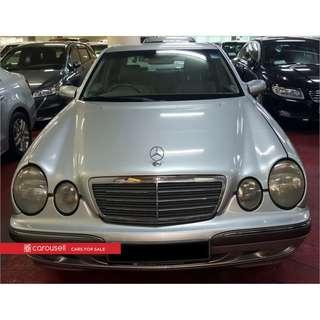 Mercedes-Benz E-Class E200 Elegance (COE till 07/2021)