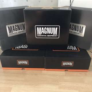 [IN-STOCK] Magnum Tactical Boots