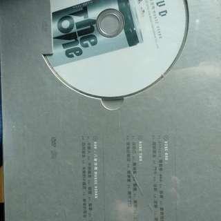 The one 周杰倫演唱會 2CD + DVD