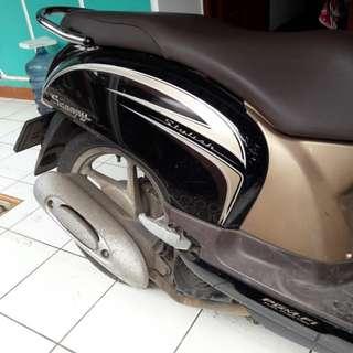 Honda Scoopy 2015