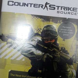 Preloved PC Counter Strike Source Game