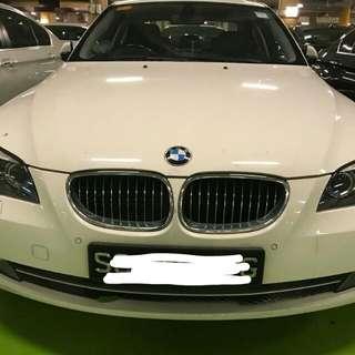 BMW E60 525i XL