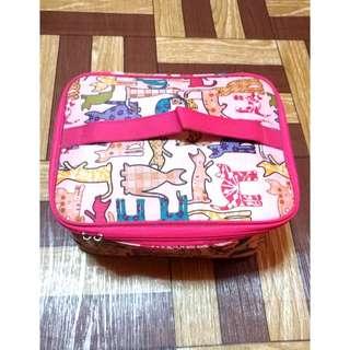 Travel Pouch Bag Organizer (Underwear, Bra, Panties, Clothes)