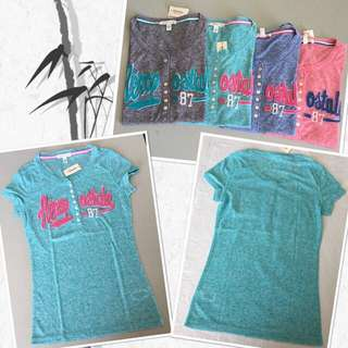 Aeropostale 87 Tees T-Shirt Blouse For Women