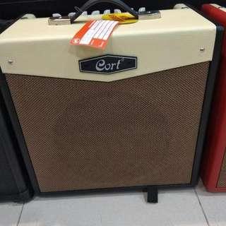 Cort Acoustic Guitar Ampli CM30R Bunga 0% Dp 0% Cukup Admin 199.000