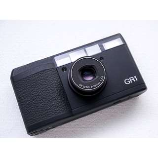 Ricoh GR1 point & shoot camera