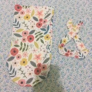 Bedong Instan / Swaddle Baby merk Little Munya