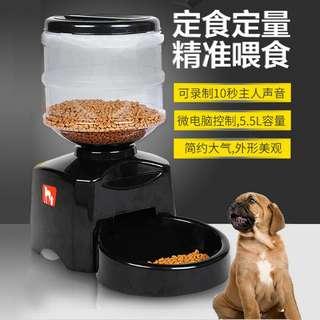 電動寵物餵食盤(預訂)