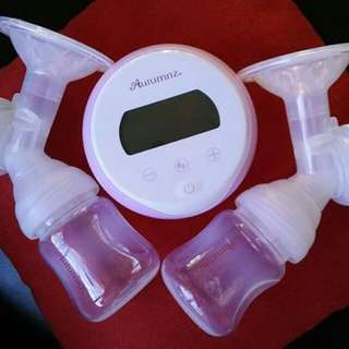 Autumnz ESSENTIAL double Electric Breastpump (Preloved)