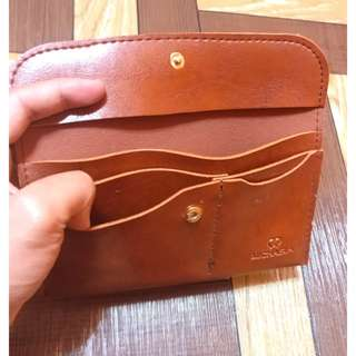 Medium Length Wallet