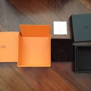Hermes Kelly bangle box
