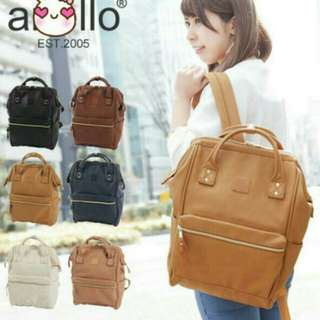 Anello bag/Bagpack Leather