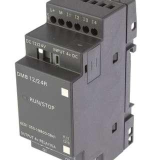 Siemens LOGO! 8 Expansion Module Without Display → 6ED1055-1MB00-0BA1