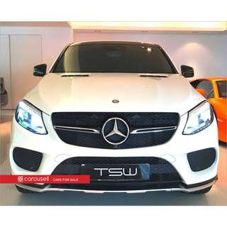 Mercedes-Benz GLE-Class GLE450 Coupe AMG 4MATIC