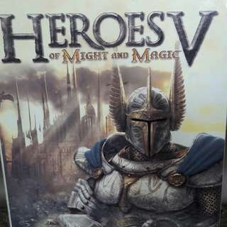 Preloved PC Heroes V of Might & Magic