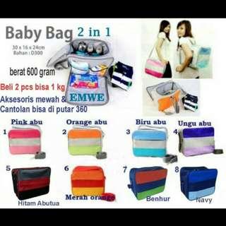 Baby bag murce