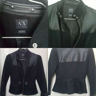 Original Armani Exchange jacket