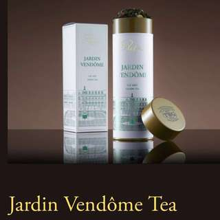 TWG Jardin Vendome Green Tea Limited Edition for Ritz Paris