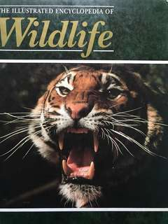 The illustrated Encyclopedia of Wildlife