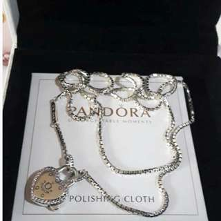 Pandora Necklace S925