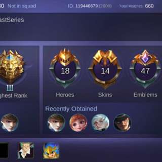 Mobile legend android