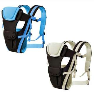 Adjustable 4 position baby carrier