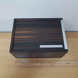 "JAQUET DROZ  9""watch box 錶盒"