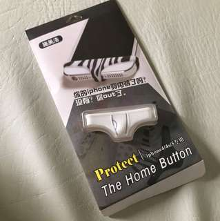 IPHONE 4/4s HOME BUTTON PROTECTOR