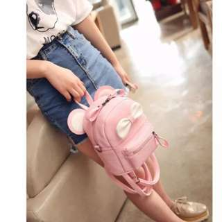 Very cute Bowknot backpack