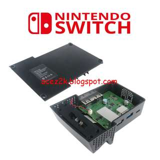 [BN] Casing For Nintendo Switch Mini Docking Station (Brand New)