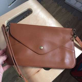 Faux leather Small bag 仿皮手袋