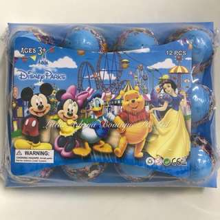 BN Disney Park Surprise Eggs