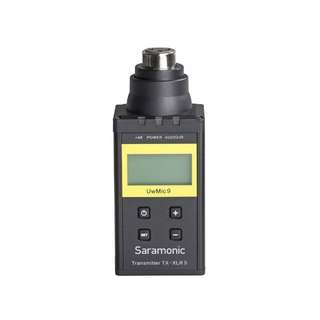 Saramonic UwMic9 TX-XLR9 UHF Wireless Transmitter