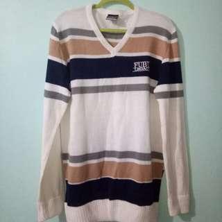 Fubu Knitted Sweater