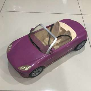 Barbie Sport Car