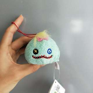 bnwt scrump tsum tsum screen cleaner keychain