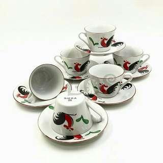 set gelas kopi