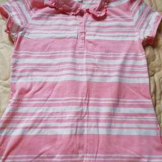 Polo shirt (pwedeng pag kids)
