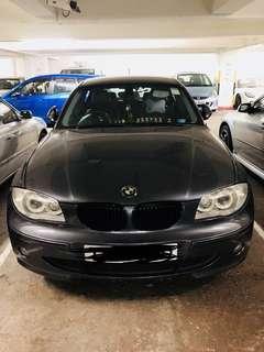 BMW 118I 06/11