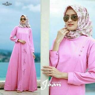 Joan Dress Pink