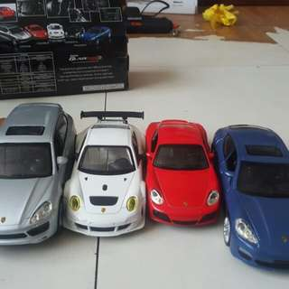 Petron Porshe 2012 collectibles
