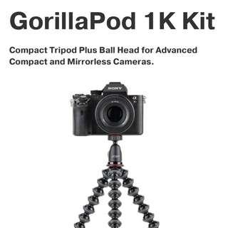 Gorilla Pod 1K