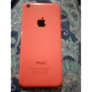 iPhone 5c 32GB Pink Factory Unlocked