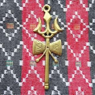 Shiva Trishul Pendant