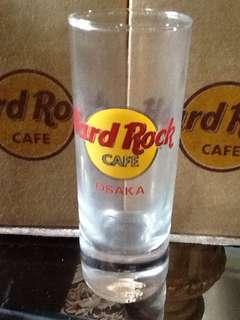 HARD ROCK CAFE SHOT GLASS