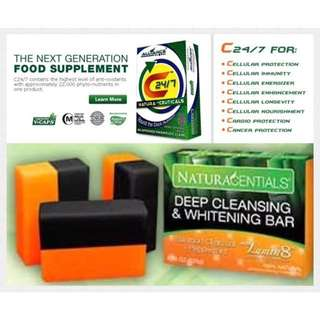 C24/7 & Deep Cleansing Bar - Combo Package 2