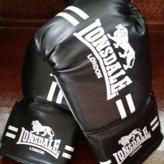 Lonsdale Beginner's Boxing Gloves