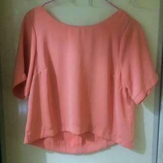 Repriced. ForMe blouse