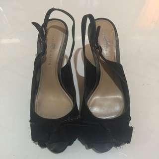 Original Charles & Keith Ribbon Shoes