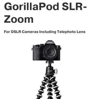 Gorilla Pod SLR-Zoom